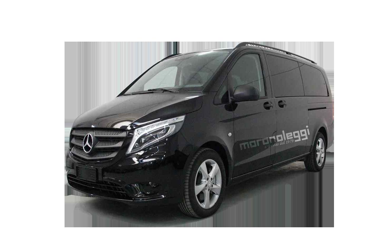 Mercedes vito moro noleggi